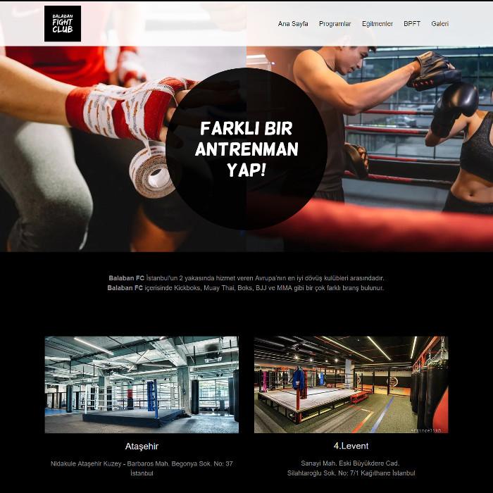 dövüş sporları balaban jiujitsu balaban fight club web sitesi