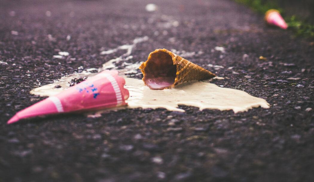 hedef kitle erimiş dondurma başarısızlık