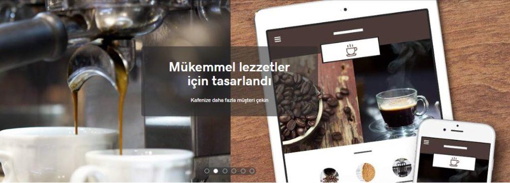 yeni yıl kararları kahve tablet cep telefonu web sitesi mimarı