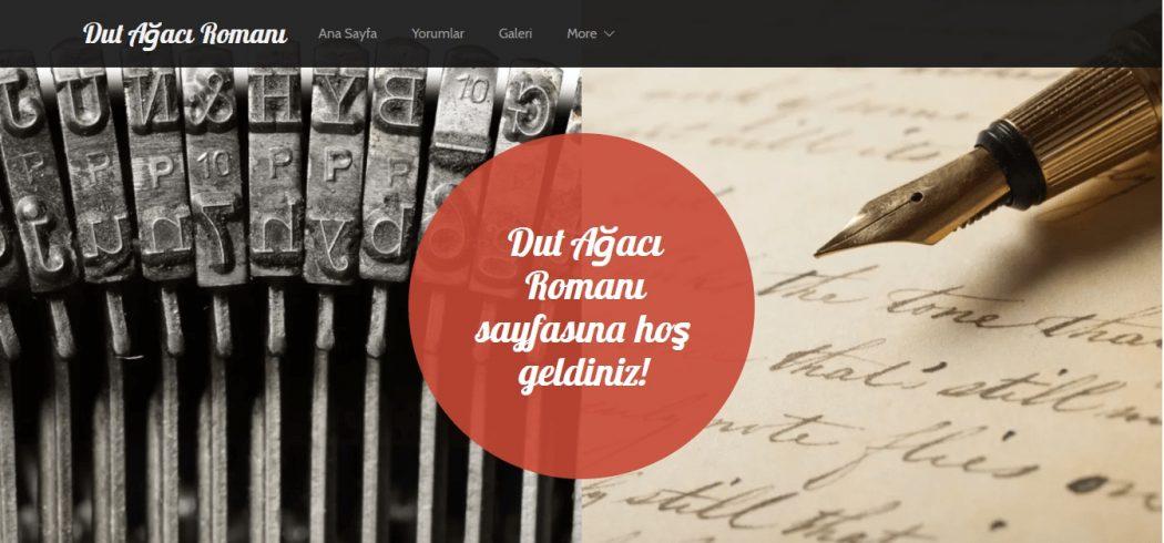 GoDaddy Yeni Web Sitesi Mimarı Dut Ağacı Romanı