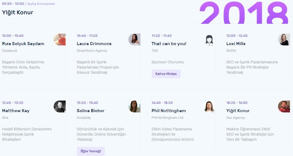 dijital pazarlama uzmanı digitalzone 18 ekim program