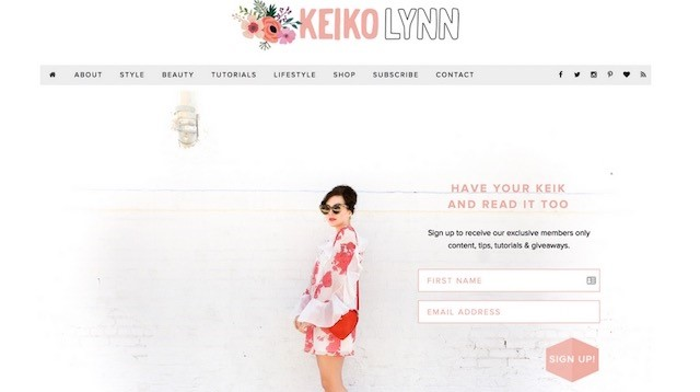 güzellik blogları keiko lynn