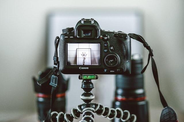 içerik fotoğraf makinesi