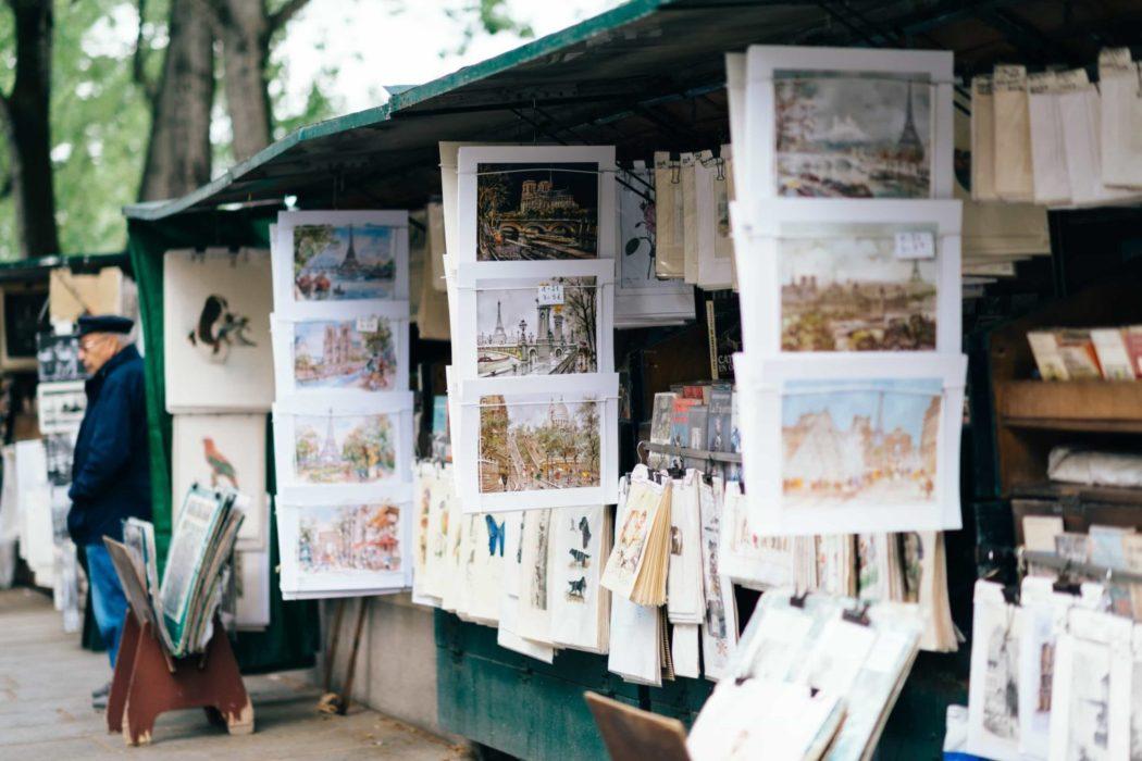 Instagram hikayeleri sokak pazarı tezgah çizimler fotoğraflar