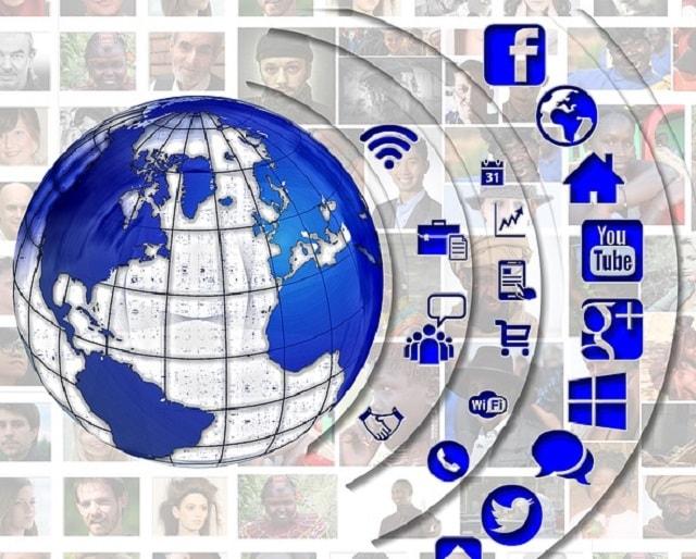müşteri dünya çapında sosyal platformlar facebook youtube twitter