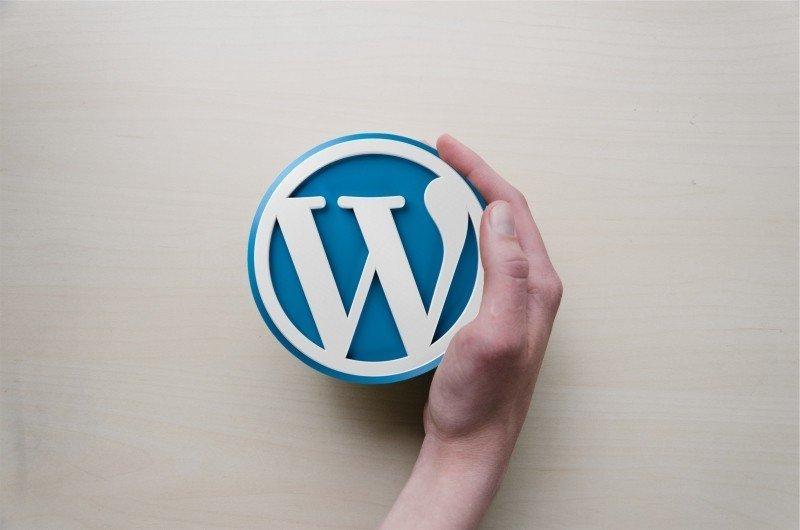 sayfa oluşturucu wordpress logo