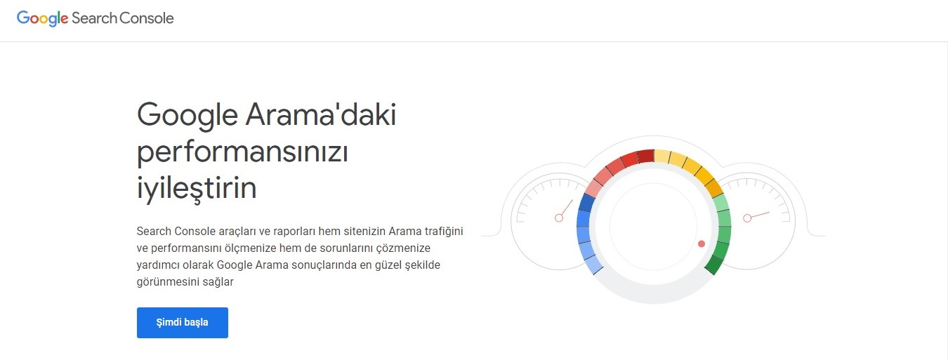 seo araçları google search console