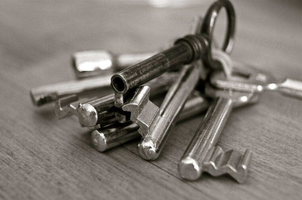 SEO çalışması anahtarlar