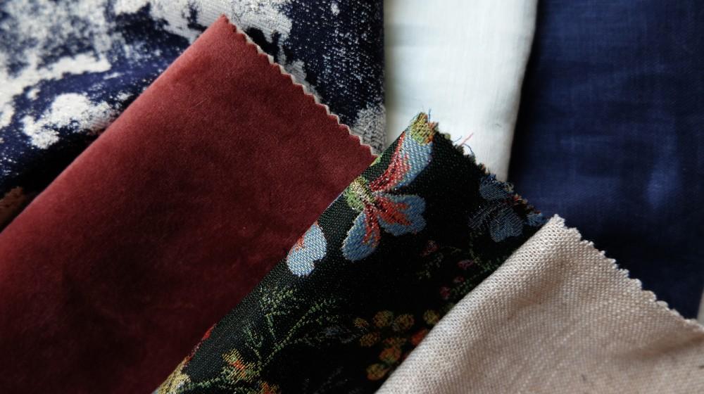 tekstil danışmanlık renkli kumaşlar