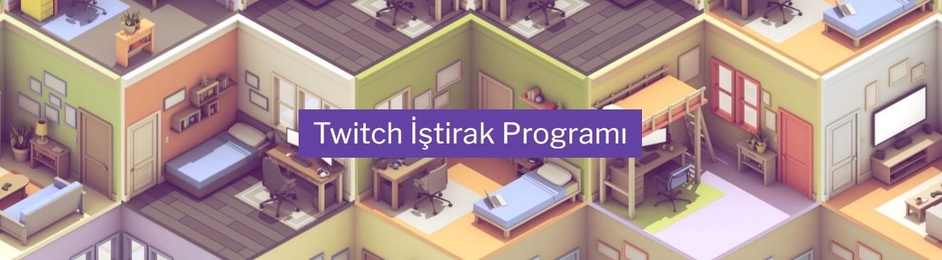 twitch nedir iştirak programı
