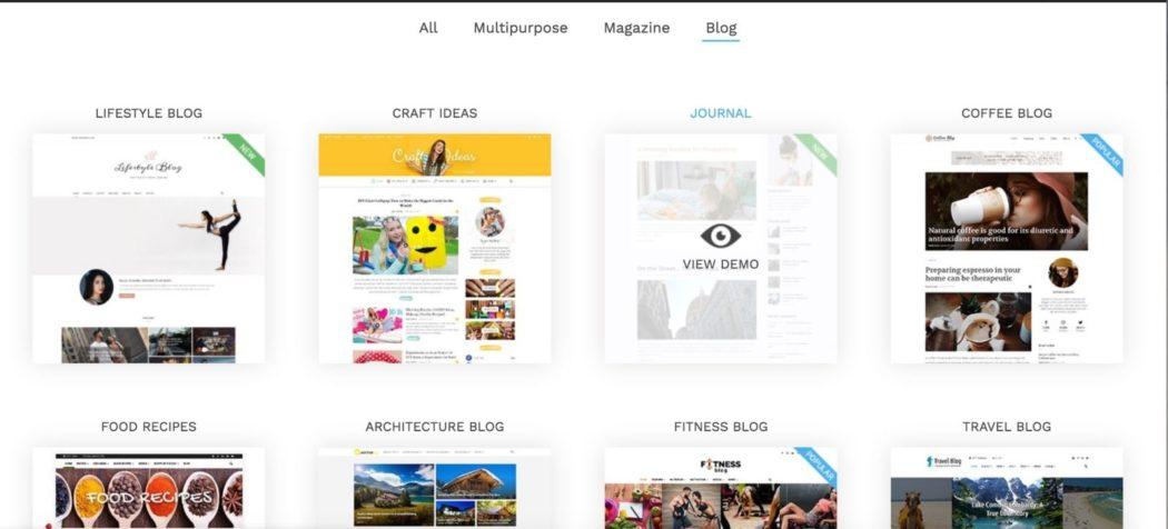 ücretsiz WordPress temaları newspaper teması şablonlar