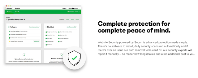 web sitesi güvenliği GoDaddy