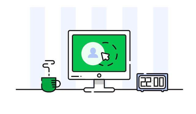 web sitesi nasıl kurulur bilgisayar ekranı