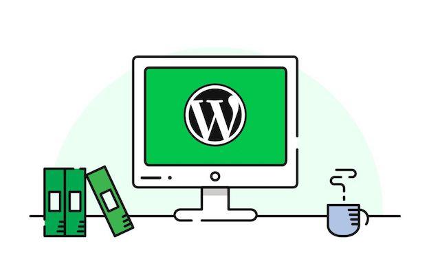 web sitesi nasıl kurulur yönetilebilir wordpress bilgisayar