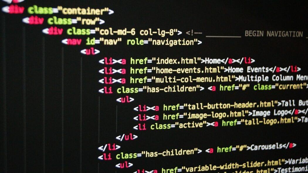 web sitesi tasarımı html kod