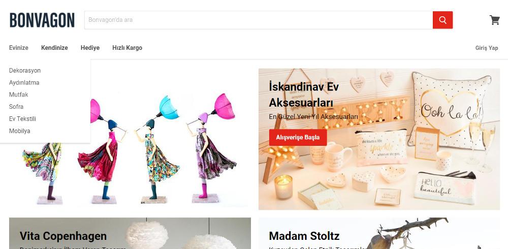 web sitesi tasarımı nasıl yapılır bonvagon
