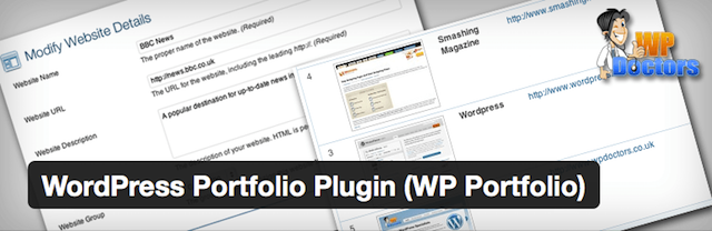 WordPress portfolyo eklentisi WordPress Portfolio Plugin