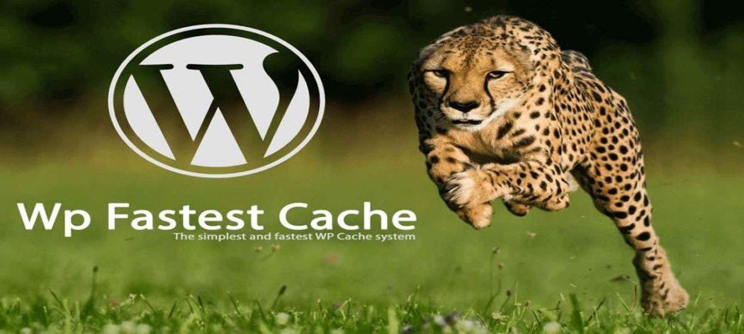 wordpress eklentileri wp fastest cache