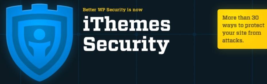 wordpress güvenliği ithemes security
