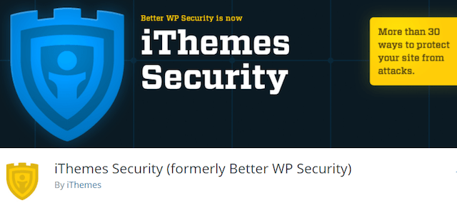 wordpress güvenlik eklentileri ithemes security