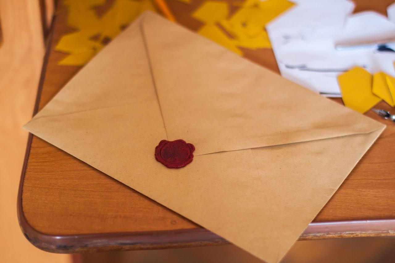 youtube abone mektup zarf