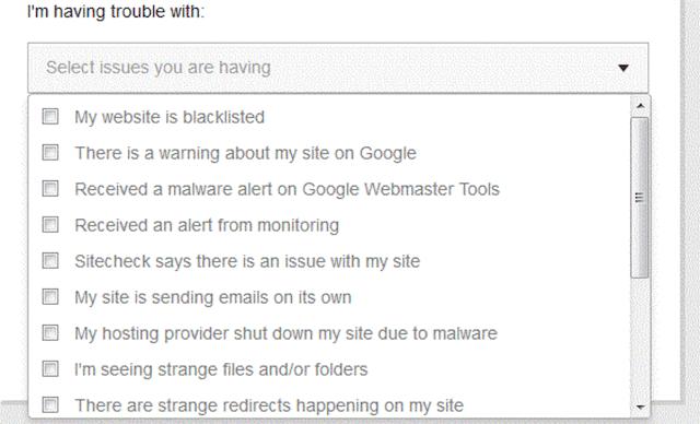 zararlı yazılım sorunlar